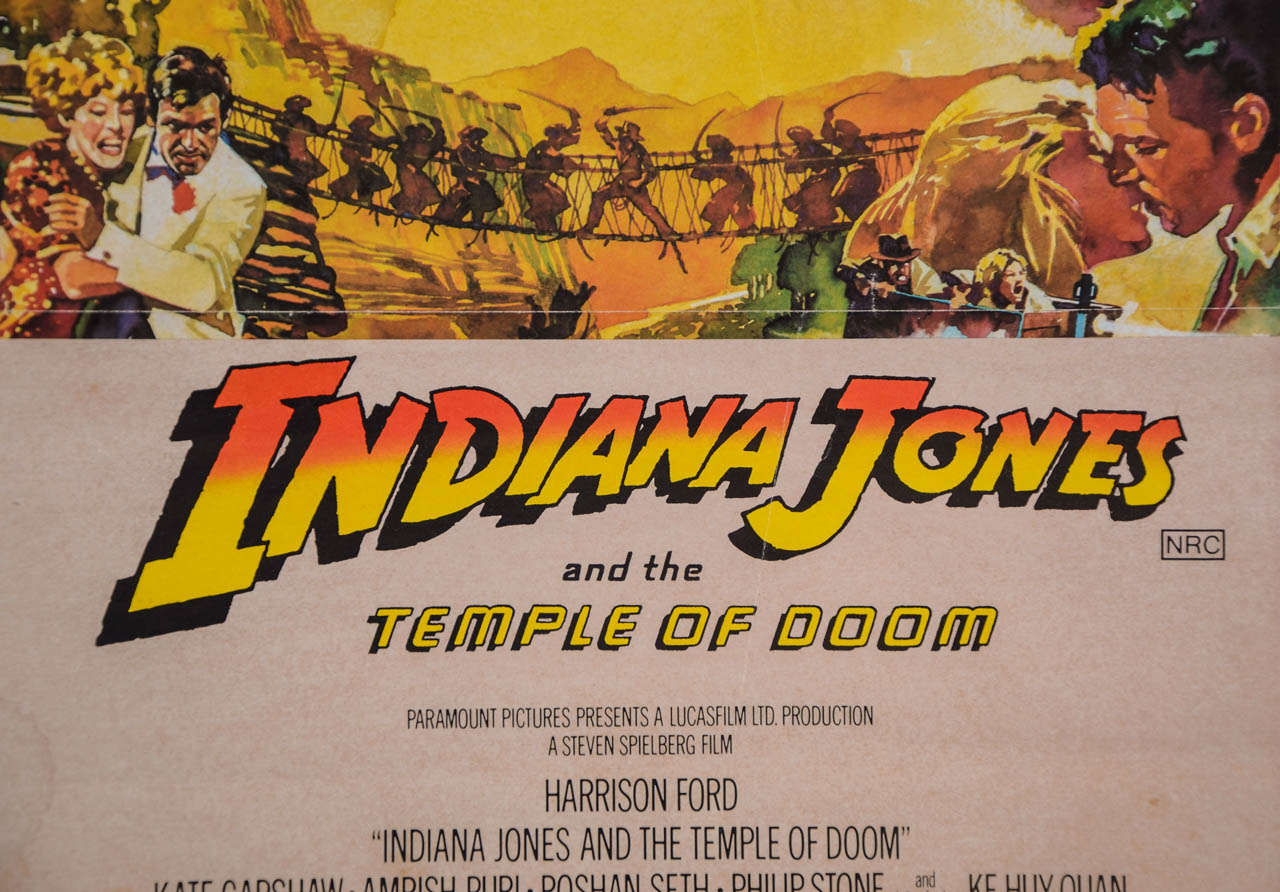 Meanwhile Movie: Indiana Jones and the Temple of Doom > GRCMC