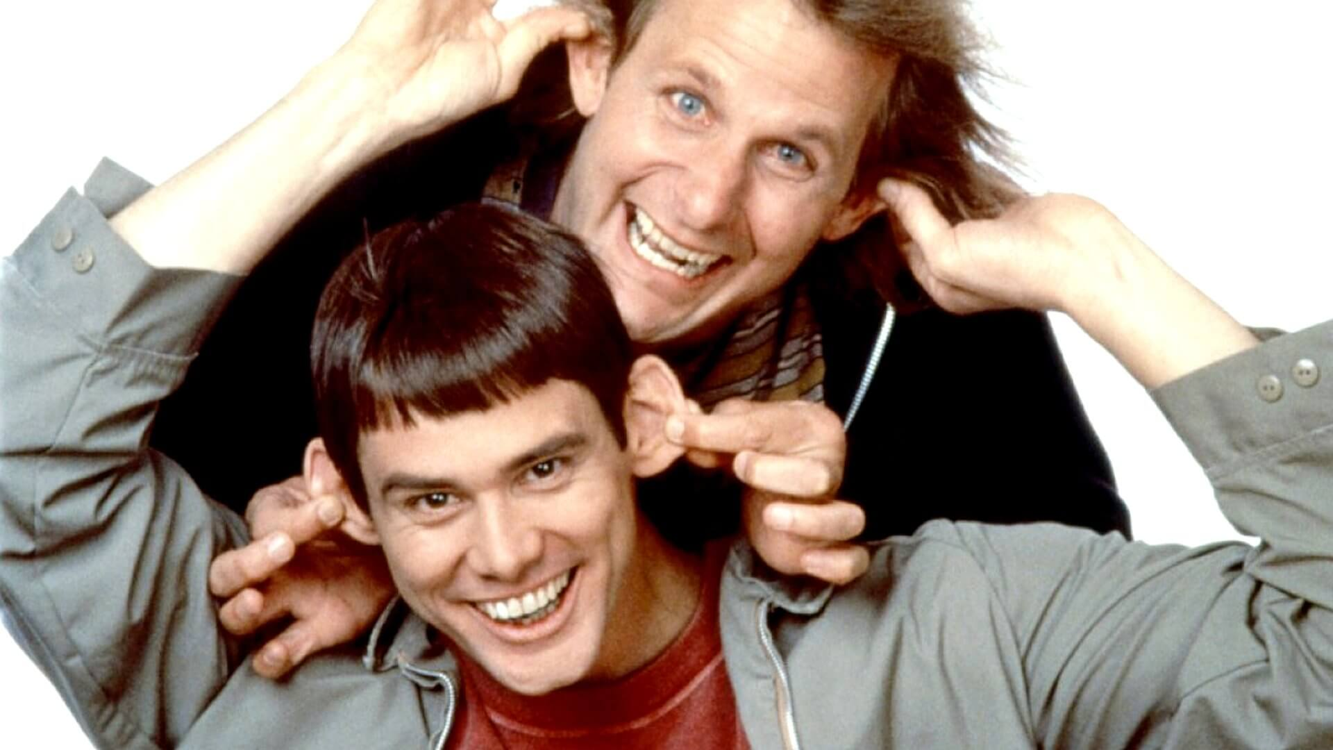 Meanwhile Movie: Dumb & Dumber > WT