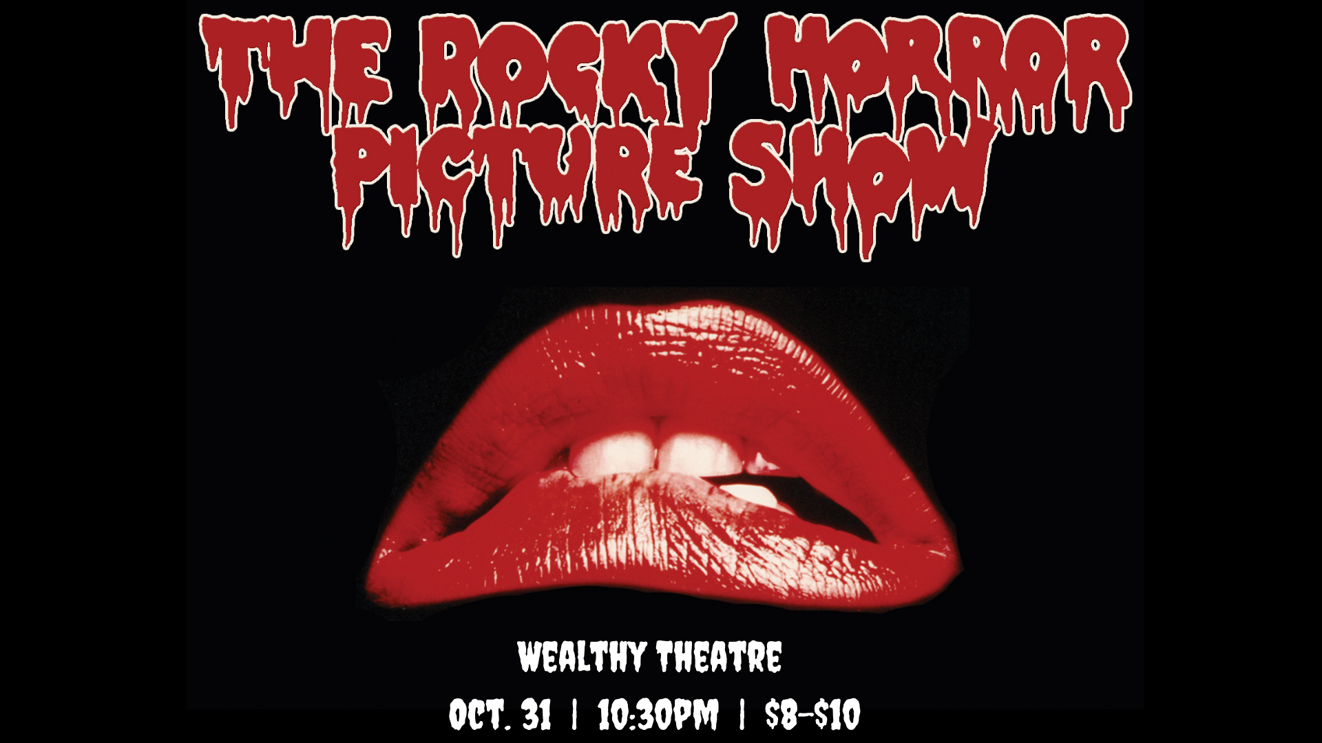 Sold Out Rocky Horror Picture Show Wt